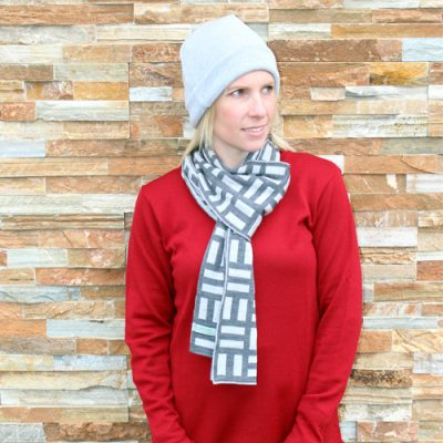 Bricks Scarf